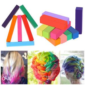 Privremena boja za kosu