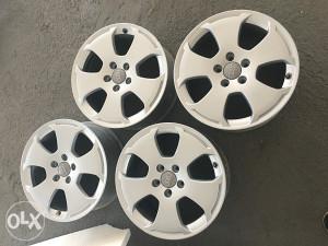 """Audi felge 17 """"""""ORIGINAL"""""""" 5x112"""