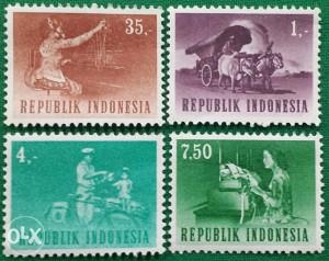 Poštanske marke - 2145 - čiste