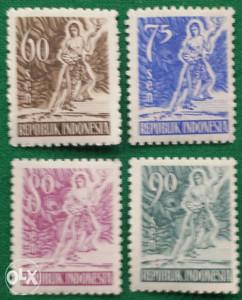 Poštanske marke - 2156 - čiste