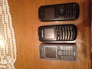 Samsung,Motorola,Sony Ericsson