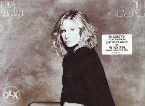 Barbra Streisand-Till I Loved You lp