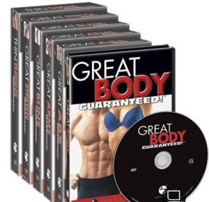 DVD-Great Body Guaranteed!