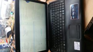 Laptop ASUS 2GB Ram