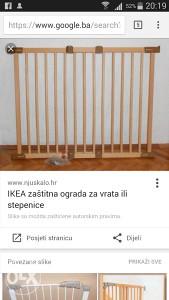 Ogradica za stepeniste