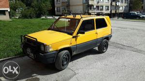 Fiat Panda 4x4 po narudzbi!!!