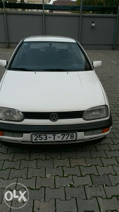 Volkswagen Golf 3 1.9 td