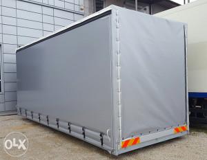 Alu Sanduk za kamion 6,60m --NOVO--
