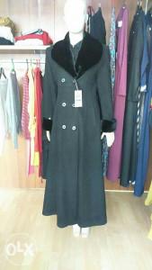 Dugi ženski kaput