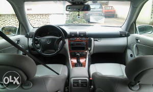 Mercedes-benz C220 karavan