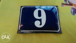Stari kućni broj
