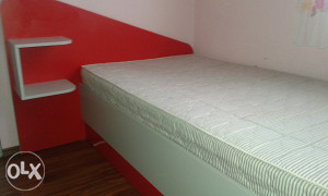 Dječiji krevet bez madraca