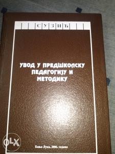 Uvod u predškolsku pedagogiju i metodiku, Nenad Suzic