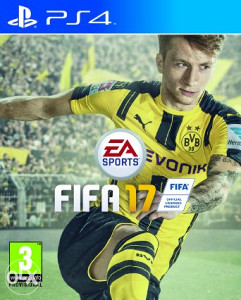 Fifa 17 (PS4  - Playstation 4)