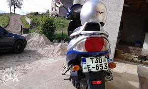 Skuter lifan 50cc