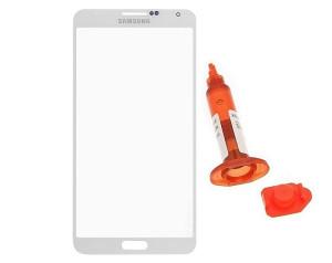 Prednje staklo za Samsung Galaxy Note 4 + UV ljepilo