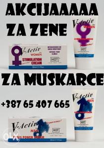 Sex Dve Kreme Muska i Zenska Sex Shop BiH 065/407-665