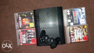 PLAYSTATION3 konzola