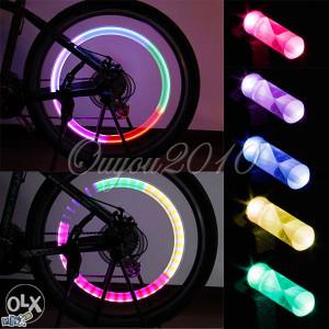 LED svjetla (kapice) za auto i biciklo