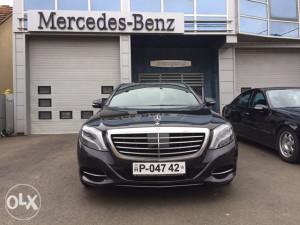 MERCEDES-BENZ S 350 d 4MATIK