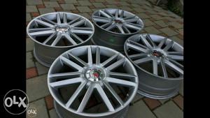 Audi felge 19 s-line