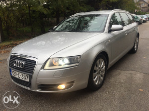 AUDI A6-2.7 TDI/AVANT/MODEL 2007***KAO NOV**