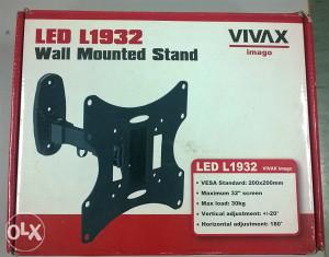 Zidni nosac za LCD / LED tv do 30kg