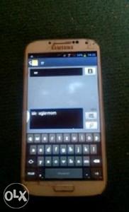 Samsung galaxy s4 POLUPAN!!!!