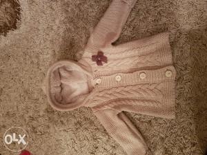 Džemper za djevojčice Vel 9-12 mj (74 cm)