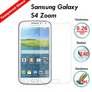 Samsung Galaxy S4 Zoom Tempered Glass