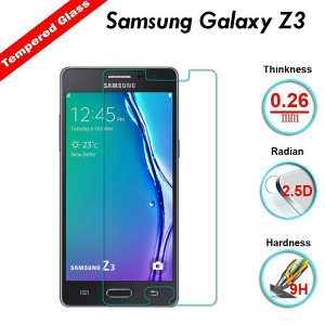 Samsung Galaxy Z3 Tempered Glass