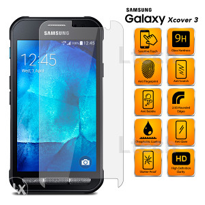 Samsung Galaxy Xcover 3 Tempered Glass