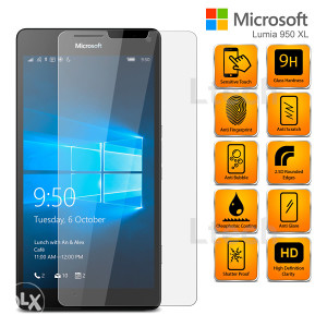 Microsoft Lumia 950 XL Tempered Glass