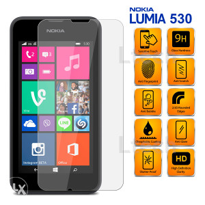 Nokia Lumia 530 Tempered Glass