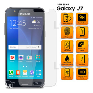 Samsung Galaxy J7(2015)Tempered Glass