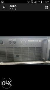 Pojačalo (slejv) DINACORD PM 2600