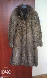 Ženska bunda-Leopard