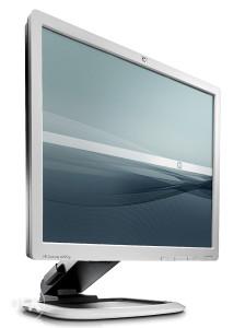 "Hp lcd monitor 19"" rotirajuce postolje"