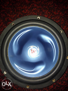 Woofer Kenwood