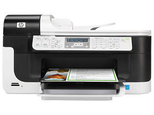 Hp Officejet 6500 printer-faks-skener