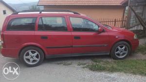 Opel astra g 17 tdi 2001g