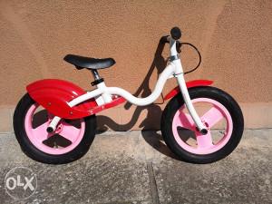 First bike - guralica