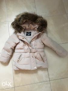 Zimska jakna za djevojčice