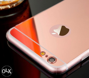 Ultra Slim iPhone 7 Luxury Maska/Oklop Rose Gold