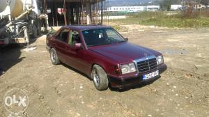 Mercedes 124