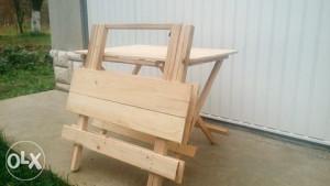 Stolovi i stolice na rasklapanje