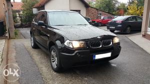 BMW X3 3.0d M-optic Xdrive