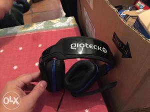 Slušalice Gioteck HC2PS4-11 gamerske NOVE
