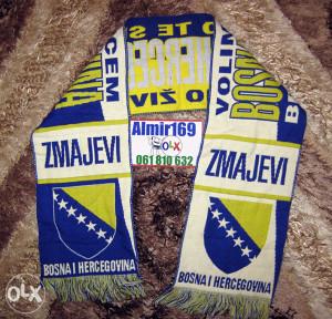Šal BIH - Bosna i Hercegovina - Zmajevi