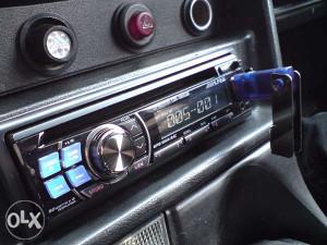 Alpine kasetofon cd/usb